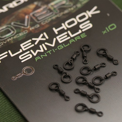 Gardner Tackle Covert Flexi Hook Swivels