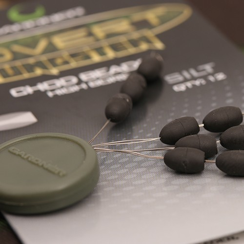 Gardner Tackle Covert Tungsten Chod Beads High Bore