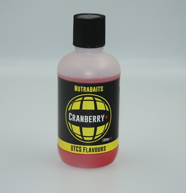 Nutrabaits Cranberry+ UTCS Flavour 100ml