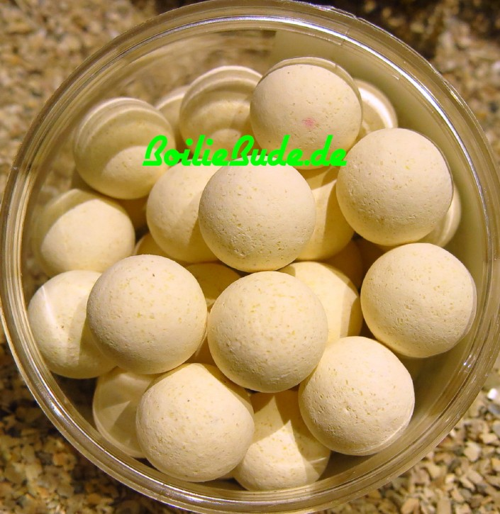 West Country Baits Cream Marine Pop Up 16mm White