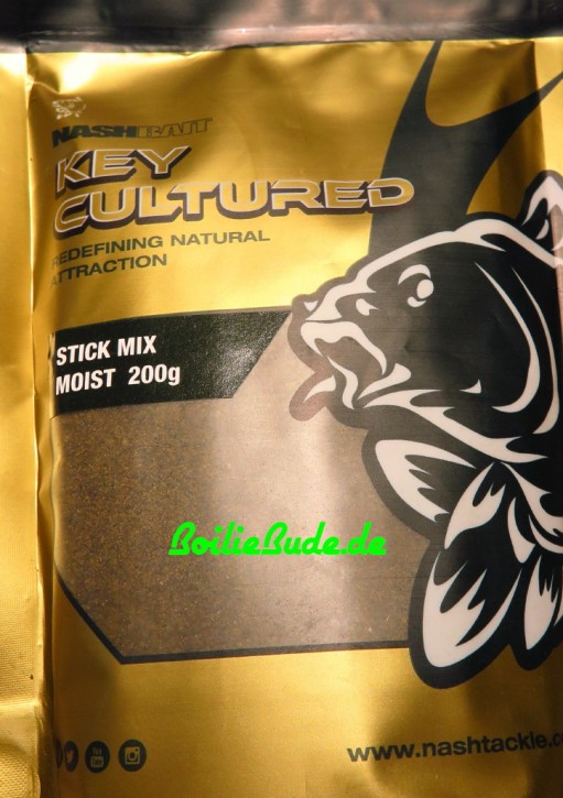 Nashbait The Key Cultured Stickmix 200gr
