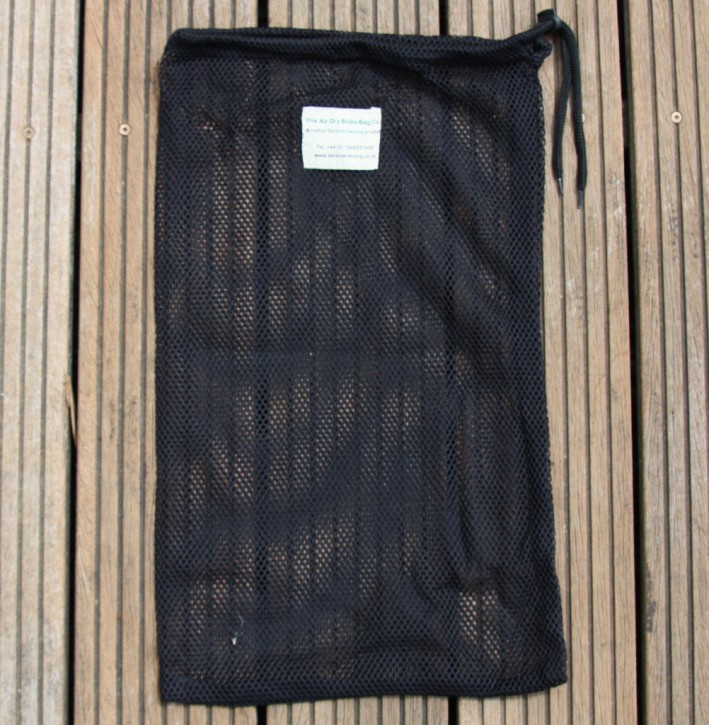 The Air Dry Boilie Bag Company 5kg Air Dry Boilie Bag