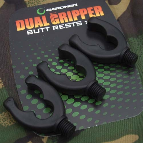Gardner Tackle Dual Gripper Head, Tripple-Pack