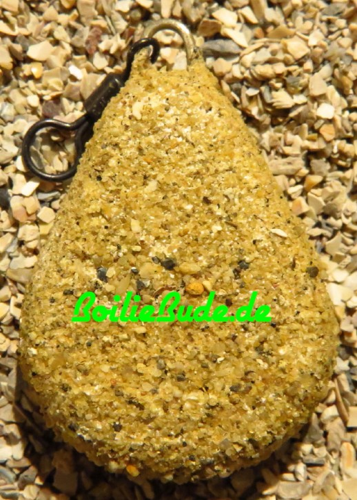 G-Force Tackle Swivel Flat Pear Gravel