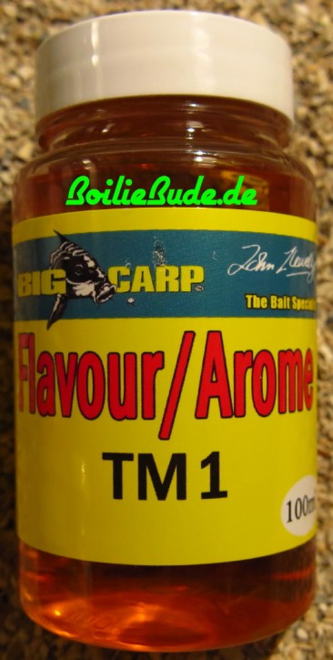 Big Carp TM1 Flavour 100ml