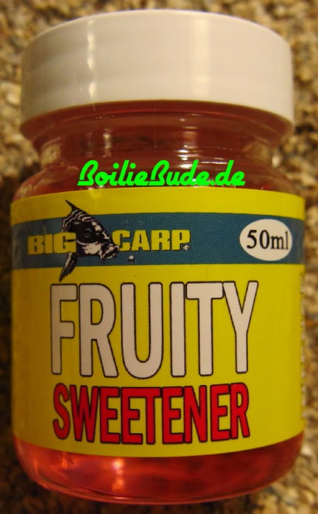 Big Carp Intense Fruity Natural Sweetner 50ml