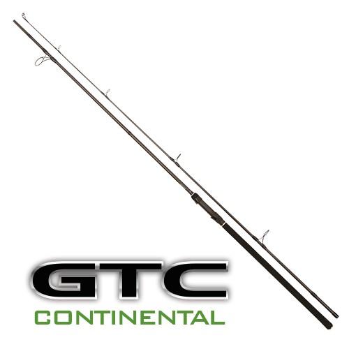 "Gardner Tackle GTC ""Continental"" 10ft 3,25lb Carp Fishing Rod"