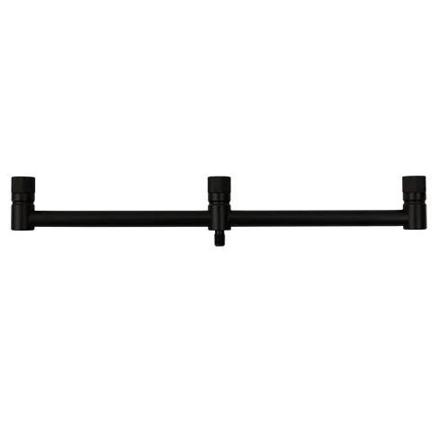 Gardner Tackle Black Shadow 3-Rod Buzzer Bars 10 Inch