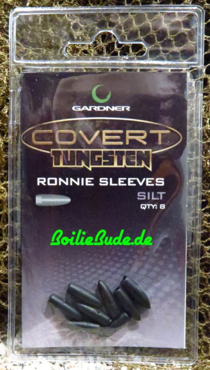 Gardner Tackle Covert Tungsten Ronnie Sleeves