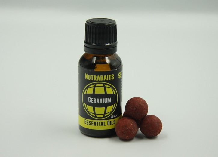 Nutrabaits Geranium Essential Oil 20ml