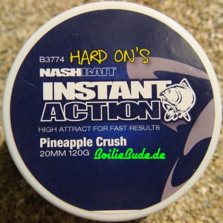 Nashbait Instant Action Pineapple Crush Hard On´s 20mm