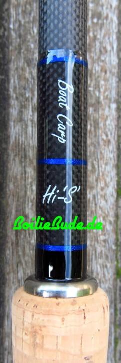 Free Spirit Fishing Hi-S Boat Carp/Bank Creeper S.U. 3,25lb, 10ft Karpfenrute
