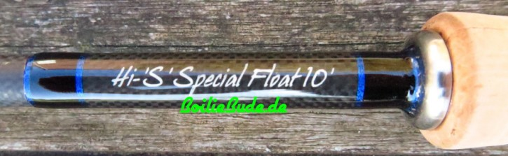 Free Spirit Fishing Hi-S 10ft Small Water Float Matchrute