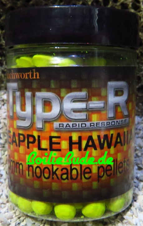 Richworth Hookable Boilie Pellets in 6mm und 10mm