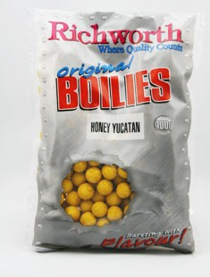 Richworth Honey Yucatan Boilies