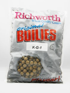 Richworth K-G-1 Boilies
