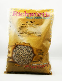 Richworth K-G-1 Multi-Stim Pellets 8mm, 900gr.