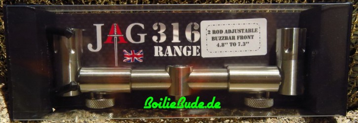 JAG Products 2 Rod Adjustable Buzzer Bar Rear