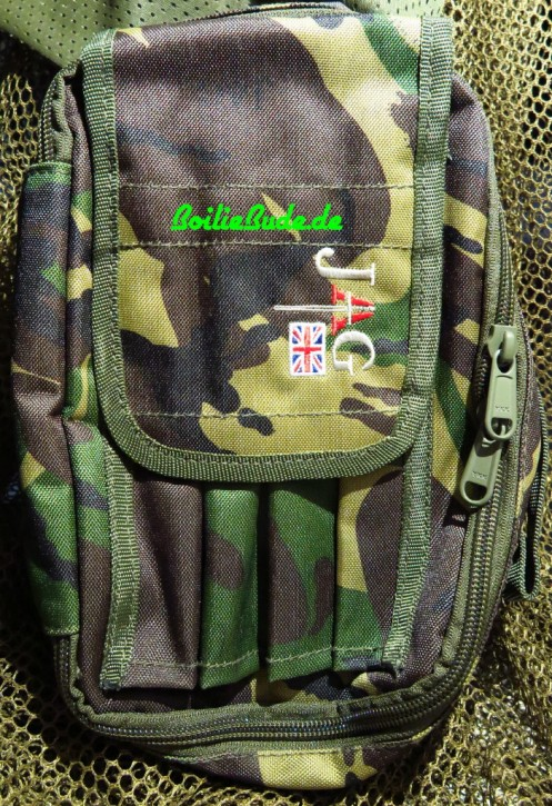 JAG Products Buzzbar Bag Camo 2 Rod