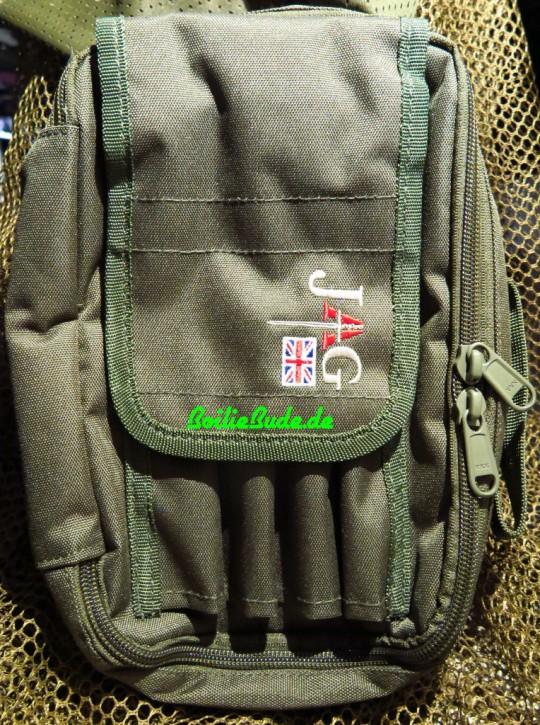 JAG Products Buzzbar Bag Green 2 Rod
