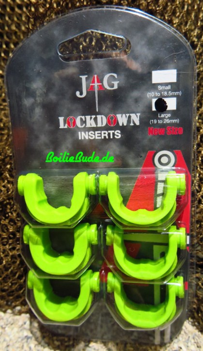 JAG Products Lockdown Large 316 Inserts Green