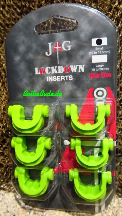 JAG Products Lockdown Small 316 Inserts Green