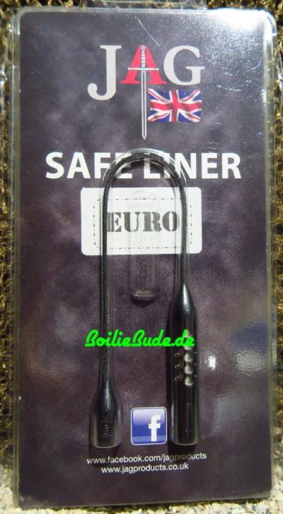 Jag Products Safe Liner Black Euro