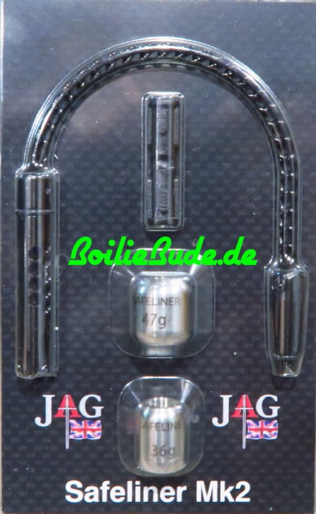 Jag Products Safe Liner 316 Black MK2