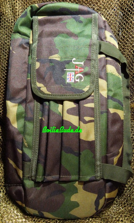 JAG Products Buzzbar Bag Camo 3 Rod