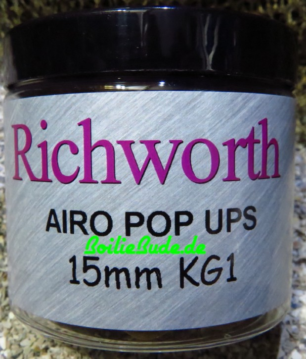 Richworth K-G-1 Pop Up´s 15mm