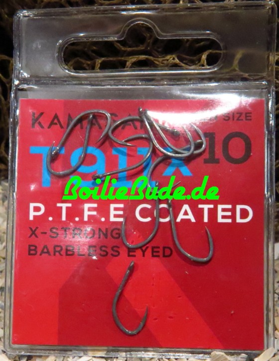 Kamasan T911X X-Strong Barbless Eyed