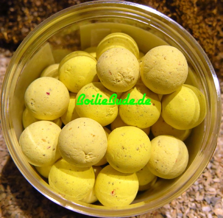Nashbait Key Cray Yellow Pop Up´s 18mm, 75gr.