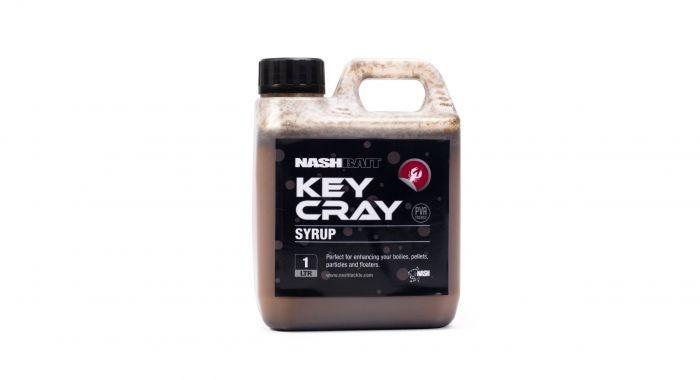 Nashbait Key Cray Syrup 1 Liter