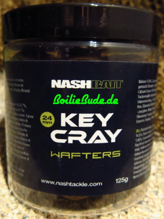 Nashbait Key Cray Wafters 24mm, 125gr.