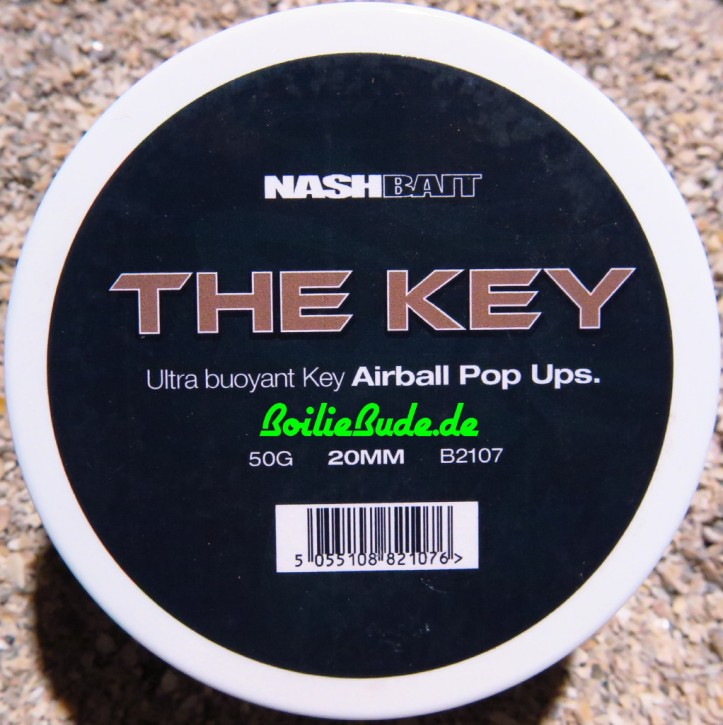 Nashbait The Key Pop Ups 20mm