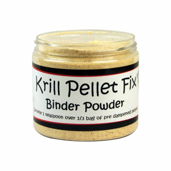 Bag`em Krill Pellet Fix Binder Powder 200ml