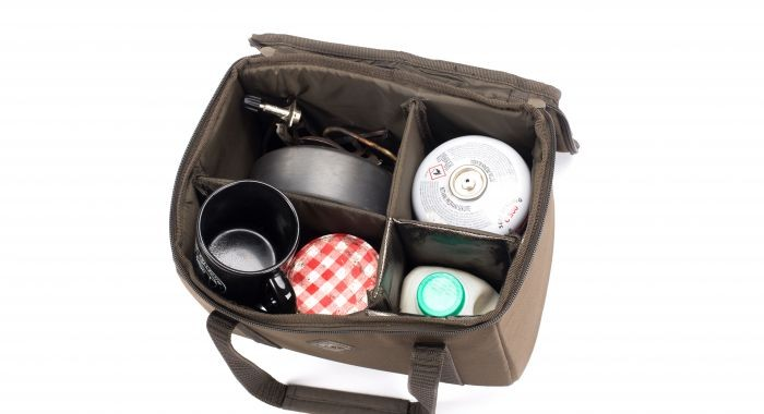 Nash Tackle Logix Deluxe Brew Kit Bag