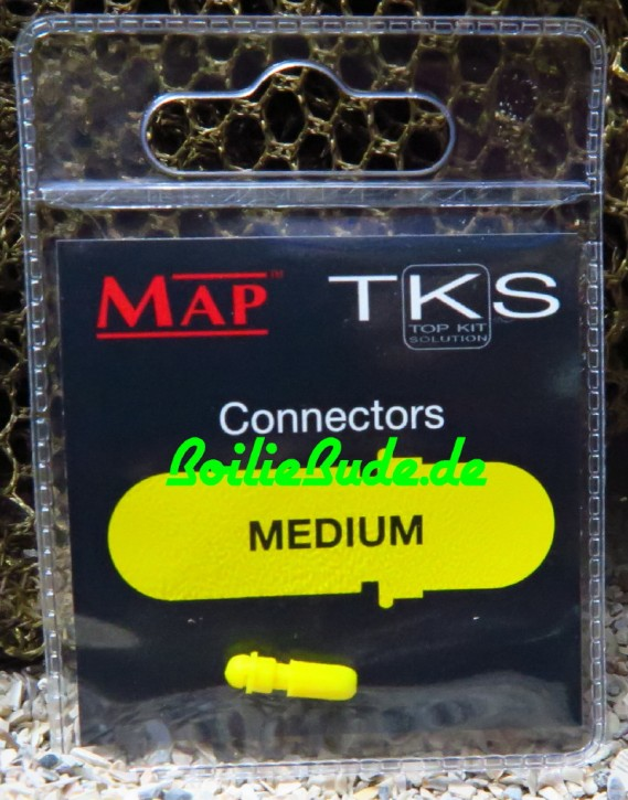 MAP TKS Connector Size 6 Yellow