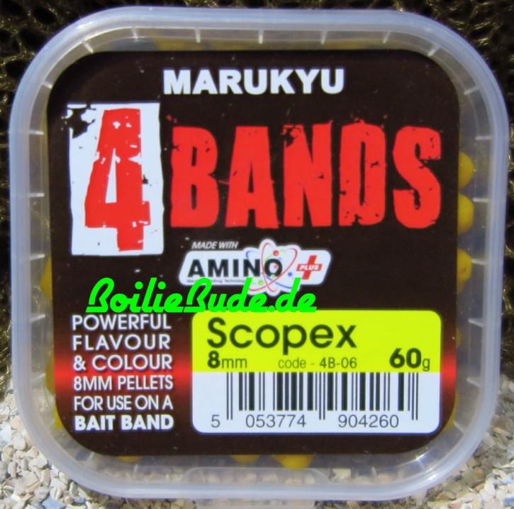 Marukyu 4 Bands 8mm