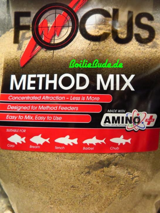 Marukyu Focus Method Mix, 1.5Kg
