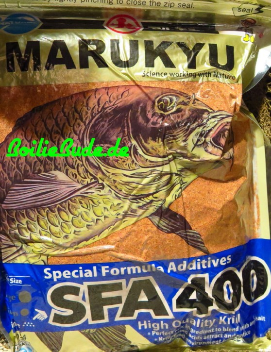 Marukyu SFA 400 High Quality Krill Powder, 400gr