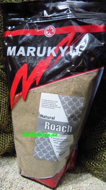 Marukyu Natural Roach Groundbait, 2Kg