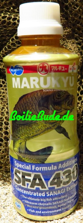 Marukyu SFA 430 Liquid Sanagi, 400ml