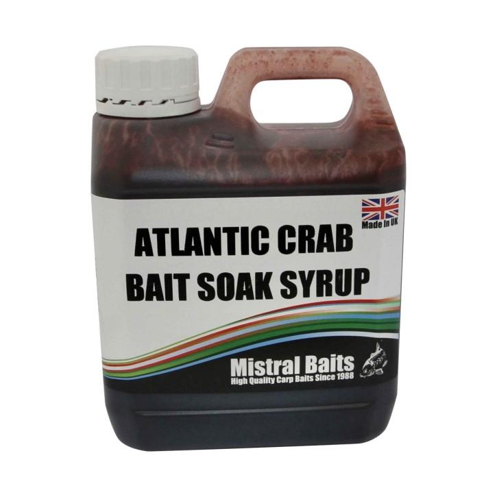 Mistral Baits Atlantic Crab Bait Soak Syrup 1l