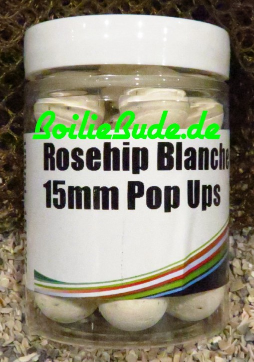 Mistral Baits Rosehip Blanche Pop Up´s 15mm