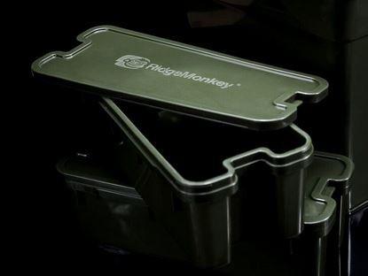 RidgeMonkey Modular Bucket System 17 Liter Spare Tray
