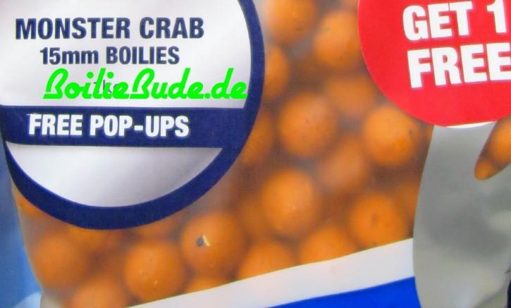 Nashbait Instant Action Monster Crab Boilies 18mm, 5kg