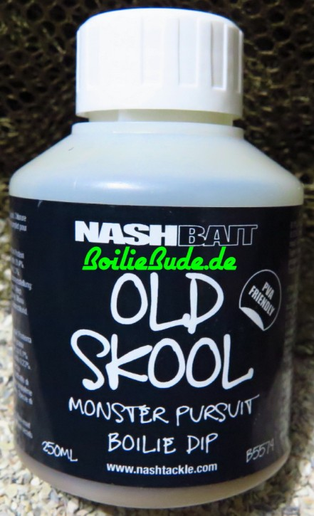 Nashbait Monster Pursuit Boilie Dip 250ml