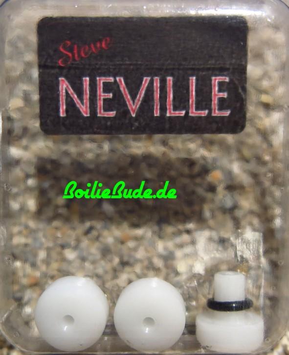 Steve Neville Volume Muffler White