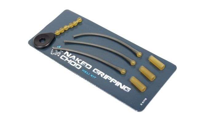 Nash Tackle Naked Gripping Chod Bead Heli Kit